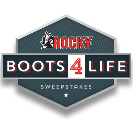 lifetime sweepstakes rocky boots 171 rocky boots for life sweepstakes 171 infinite 6423