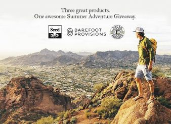 Barefood Provisions Sweepstakes
