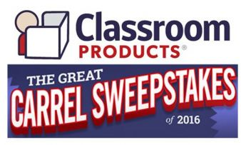 Classroom Products Sweepstakes