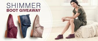 Hush Puppies Sweepstakes