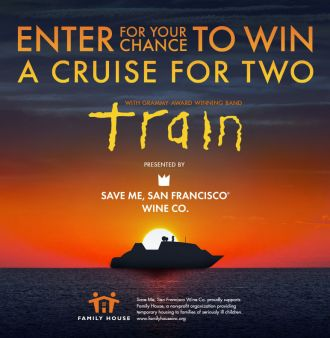 Save Me, San Francisco® Wine Co. Sweepstakes