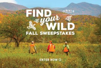 Orvis Sweepstakes