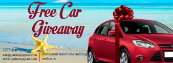 CAR FROM JAPAN Sweepstakes