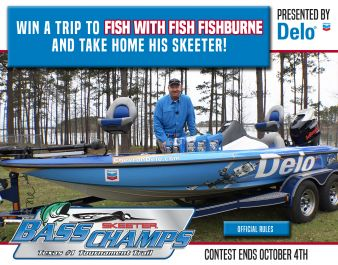 Bass Champs Sweepstakes