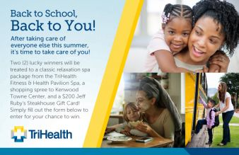 TriHealth Careers Sweepstakes