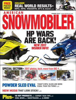 American Snowmobiler Sweepstakes