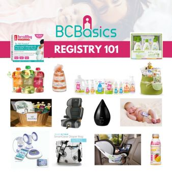 BCBasics Registry 101 Sweepstakes Sweepstakes