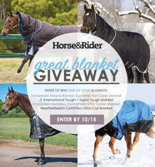 Horse&Rider Sweepstakes
