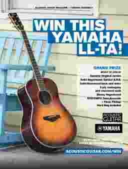 Acoustic Guitar Sweepstakes