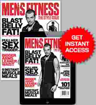 Men's Fitness Sweepstakes