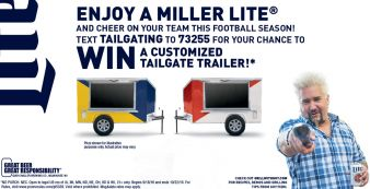 Miller Lite® Sweepstakes