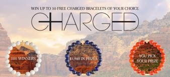 Charged Jewelry Sweepstakes