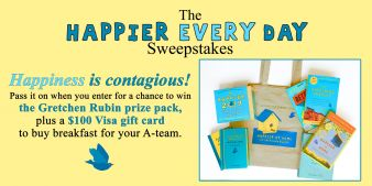 Page-A-Day Sweepstakes