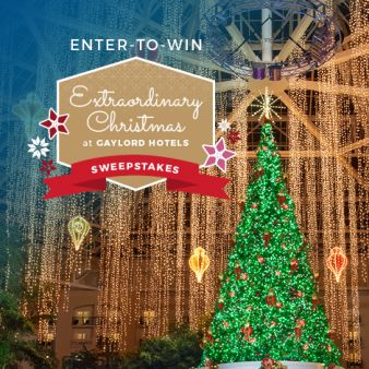 Gaylord Hotels Sweepstakes
