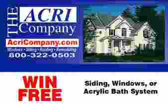 Acri Home Makeover Fall 2016  Sweepstakes