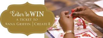 Anna Griffin Inc. Sweepstakes