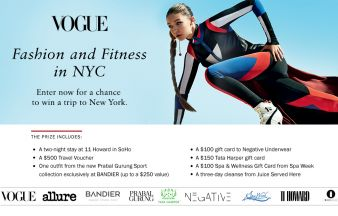 Vogue Sweepstakes
