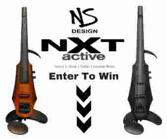 Electric Violin Shop Sweepstakes