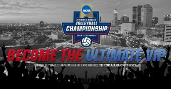 NCAA Division 1 Women's Volleyball Sweepstakes