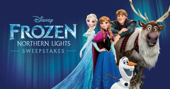 Disney Movies Sweepstakes