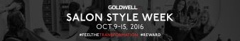Goldwell® Salon Style Week Consumer Sweepstakes