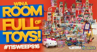 The Toy Insider Sweepstakes