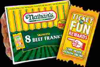 Nathan's Famous Sweepstakes