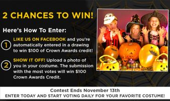 Crown Awards Sweepstakes