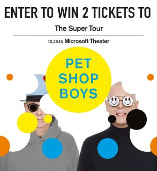 Microsoft Theater Sweepstakes