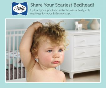 Kolcraft · Scary Bedhead Giveaway Sweepstakes