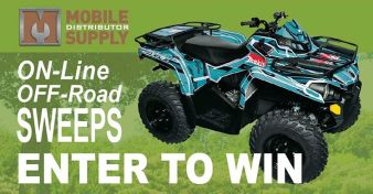 Mobile Distributor Supply Sweepstakes