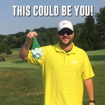 Lost Golf Balls Sweepstakes