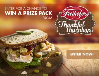 Freihofer's Baking Company Sweepstakes
