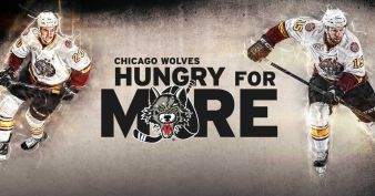 Chicago Wolves Hockey Sweepstakes