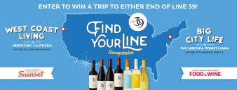 Line 39 Wines Sweepstakes