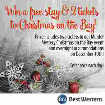 Best Western Inn on the Bay Sweepstakes