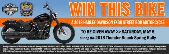 Harley Davidson of Panama City Beach Sweepstakes