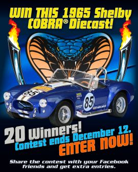 Federated Auto Parts Sweepstakes