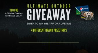 Cabela's Sweepstakes