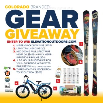 Elevation Outdoors Sweepstakes
