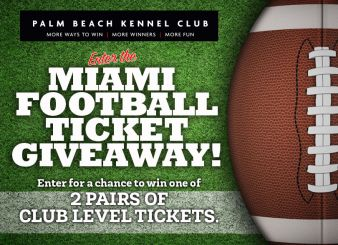 Palm Beach Kennel Club Sweepstakes