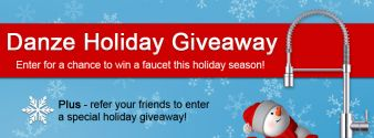 Danze Faucets Sweepstakes