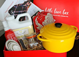 Little Lace Box Sweepstakes