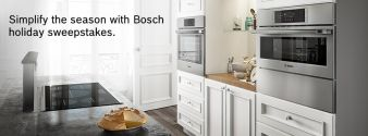 Bosch Appliances Sweepstakes
