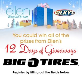 WLKY News Sweepstakes