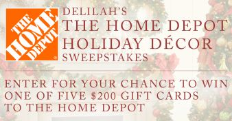 Delilah Sweepstakes