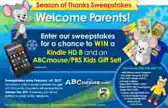 ABCmouse Sweepstakes
