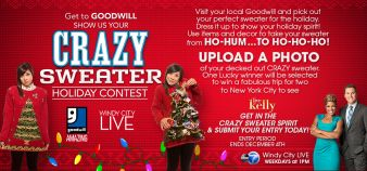 Windy City LIVE Sweepstakes