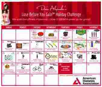 Celebrity Chef Devin Alexander Sweepstakes