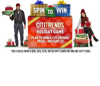 Citi Trends® Sweepstakes